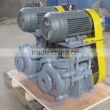 High chrome alloy material centrifugal horiontal mining sand slurry pump apply to coal washing