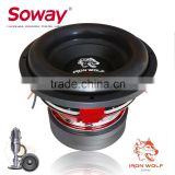 Soway brand SW12-32 12inch best selling subwoofer, sub woofer,car speaker