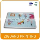 Customized Plastic ID Card Holder