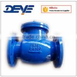 DIN Standard Brass Seated Cast or Ductile Iron Swing Check Valve