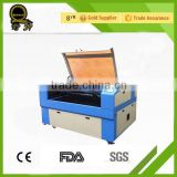 Hot sales QL-6090 cnc laser cutting machine laser cutter hongye jinan alibaba china used photo frame machine for sale