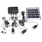 New solar light Solar Charging System USB 5V 4w soalr Cell Mobile Phone Charger for garden decoration Camping Fishing Lighting