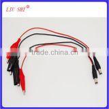 mini alligator clip connector cable for drone