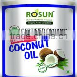 Certified Organic Premium Coconut Oil bulk supply - Rosun Natural Products PVT LTD INDIA