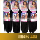 Express ali 18 inch synthetic crochet twist hair havana mambo fauxlocs new premium crochet twist braids hair
