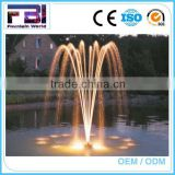 LED Colorful music dancing jumping jets water fountain                                                                                                         Supplier's Choice