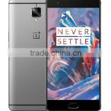 OnePlus 3 phone 64GB, Network: 4G 5.5 inch Android 6.0 Qualcomm Snapdragon 820 Quad Core
