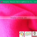 Changshu hot sell polar fleece winter bed sheet brushed polyester fabric manufacture