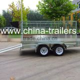 Strong Box Utility Trailer For Sale