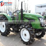 DEUTZ Engine 70hp 4 wheeled farm tractor for sale