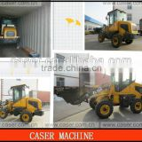 HYTEC ZL10A mini compact wheel loader with CE