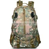 Camo/waterproof hunting backpack military surplus tactical backpack wholesale