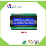 STN 40X2 character lcd panel, lcd display COB module 4002,character lcd display module 40X2