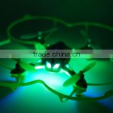 China RTF rc plane X4 Mini outdoor Quadcopter Helicopter with led light HY852
