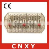 CNXY FJ6 / PJ1 type three phase four wire electric energy metering box transparent bulletproof material