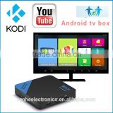 Top quality wifi kodi 16.0 S805 Android TV Box Arabic Indian Iptv Android Tv Box No Monthly Payment free renew
