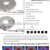 5050 rgb led stripe smart rgb led