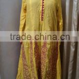 OEM Embroidered Kurti D-19854