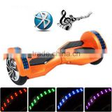 8 inch CE Certificated Electric Scooter 2 Wheel Scooter Self Balancing Scooter Smart Balance Led Light Hoverboard