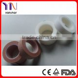Nonwoven micropore medical paper tape