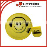 2015 Promotional Fabric Foldable Frisbee                                                                                                         Supplier's Choice