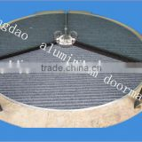 first class heavy duty aluminum entrance matting systems