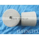 Polyester/Linen 85/15% Ne 20s Yarn for knitting and weaving