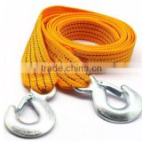 car towing belt car towing belt recovery tow strap/stainless ratchet straps/retractable ratchet tie down