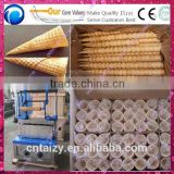factpry supply semi automatic sugar cone baking machine sugar cone froming machine