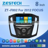 Wholesale ablibaba car fm radios audio multimidea player Car dvd headunit for Ford focus 2012 support Phone 3G DVR SWC BT