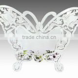 Popular Decorative Butterfly Venetian Wall Mirror/Glass Mirror/Children Mirror/Lovely Mirror/Etched Mirror/Bevelled Mirror