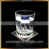 New PatentLED light Up Decoration beer Cup Coaster for parties events