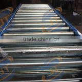 carton box manual roller conveyor