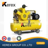 Oil free piston air compressor WW10007 Kerex China cheap three cylinders air compressor