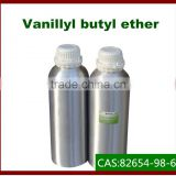 Pure cosmetic grade Vanillyl butyl ether Thermogenic agent CAS: 82654-98-6
