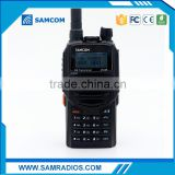 SAMCOM AP-400UV Portable Wireless Hands Free Walkie Talkie Two Way Radio
