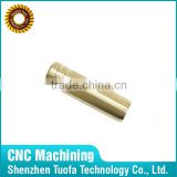 Custom brass parts by CNC machining/Exhaust valve guides