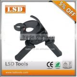 LSD brand J40C Ratchet cable cutting tool Hanroot german-style with adjustable handle up to 300mm2 Ratchet Wire Cutter