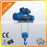 CD1 type electric hoist for lifting boat