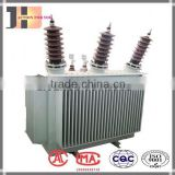 Electrical Equipment Oil Immersed Power Distribution Transformer 33kV 11kV