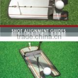 Golf Putting Alignment Mirror Training Aid