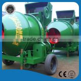 Roller drum Henan Better used concrete mixer truck with pump self loading