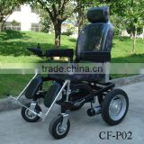 Best sell steel folding manual electric wheelchairs