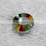 China bulk sale gemstone beads for cuff buttons