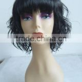 2014 short synthetic fashionable braided wigs