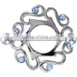 Fashion Body jewelry nipple piercing 316l surgical steel custom nipple ring