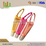 custom lip gloss Silicone holder for elegant gift and health care