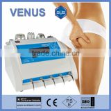 Ultrasound Fat Reduction Machine Best Personal Portable Vacuum With 2mhz Rf Machine Rf Vacuum Cavitation System Ultrasound Therapy For Weight Loss