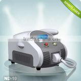 Q Switched Laser Machine Tattoo Remvoal Q Switch Pigmented Lesions Treatment Nd Yag Laser 500w