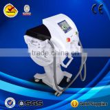 2014 Real factory high quanlity and low price CE approval portable e-light hair removal beauty equipment